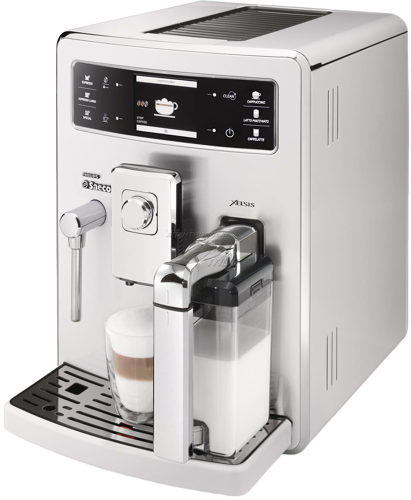 ремонт кофемашин филпс